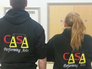 CASA Performing Arts Saturday School!
