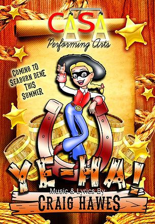 CASA Performing Arts - Ye-Ha