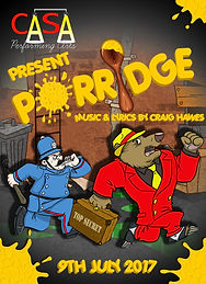CASA Performing Arts - Porridge