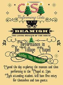 CASA at Beamish museum 2016