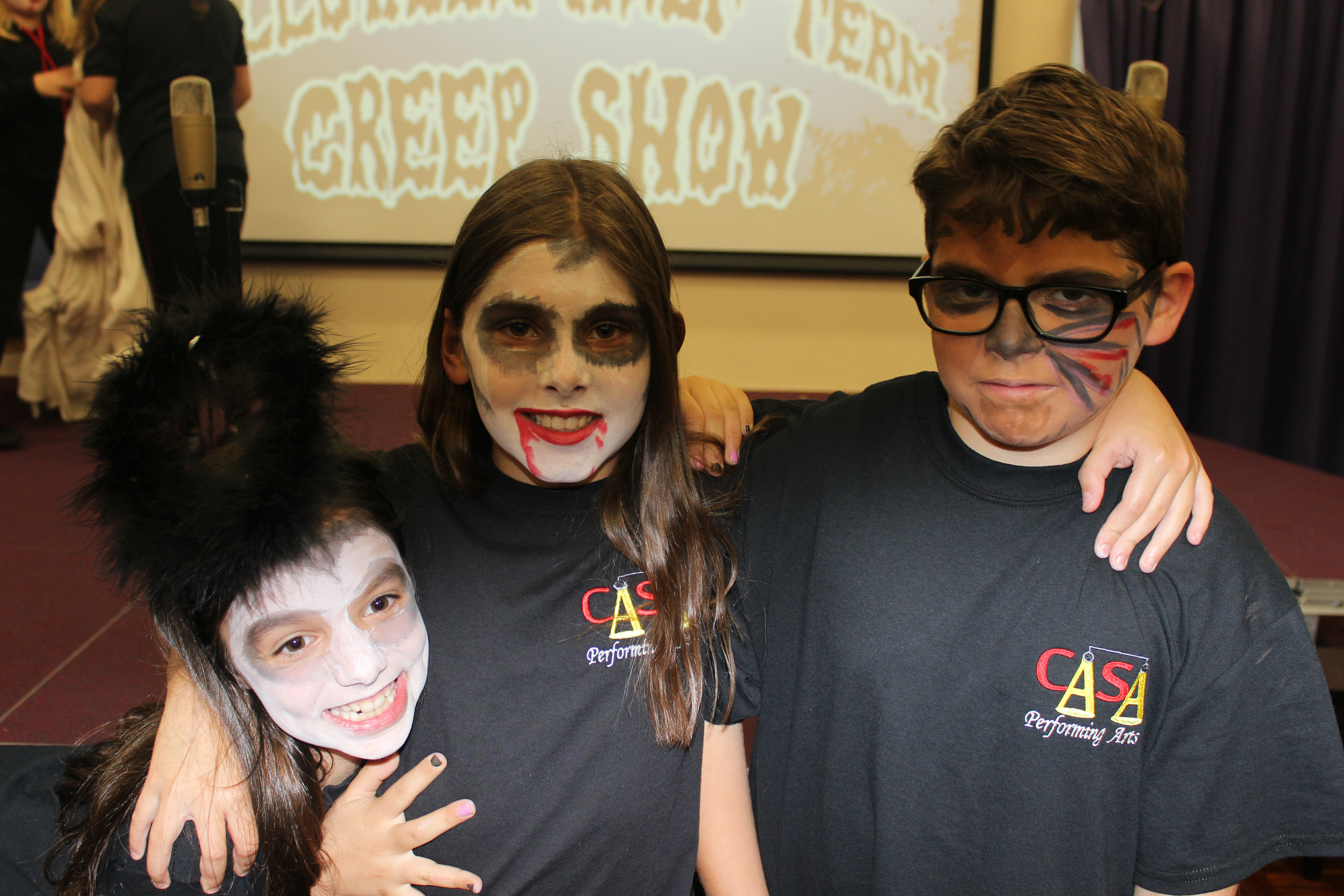 CASA Performing Arts, Halloween 2016