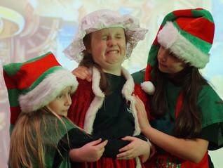 'Seaburn swept up in the Christmas Spirit!'