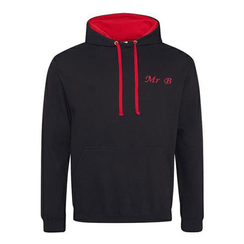Official Personalised Hoodie