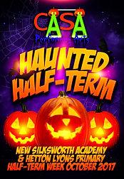 CASA Performing Arts- haunted Half-Term