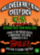 CASA Performing Arts - Halloween