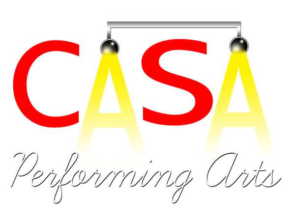 casa performing arts logo