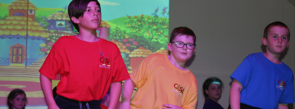 CASA Performing Arts - Wizard of Oz 2018