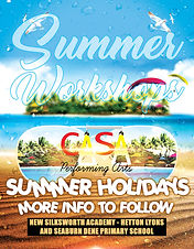 CASA - Summer schools 2017