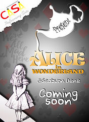 CASA Performing Arts - Alice In Wonderland