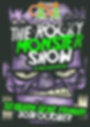 CASA - The Rocky Monster Show