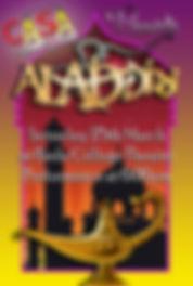 CASA Performing Arts - Aladdin