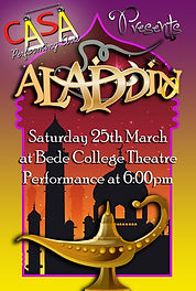 CASA Performing Arts - Aladdin