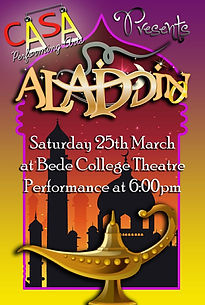 CASA Performing Arts Aladdin