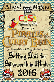 CASA Perfoming Arts - Pirates Of The Curry Bean
