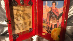 Working With St. Expedite: The Saint of Urgent Matters