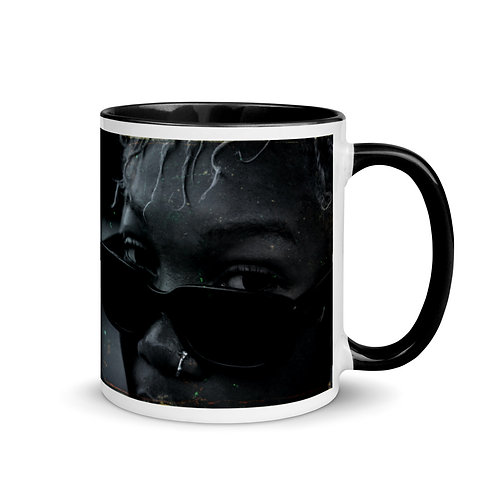 Shady Mug with Color Inside