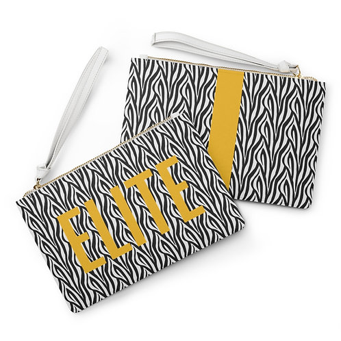 Elite Zebra Bag