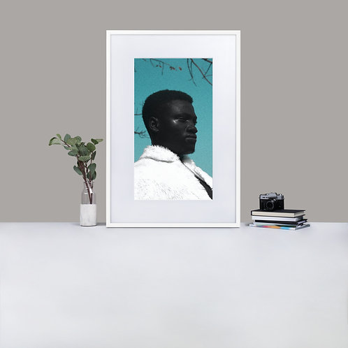 Melanin Rich Poster w/ Frame