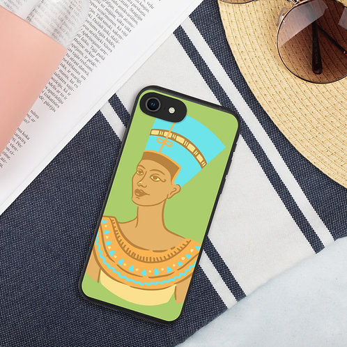 Green Queen iPhone Case (Biodegradable)