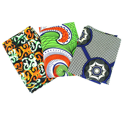 Assorted 3-Pack of Headwraps