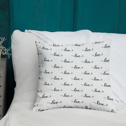 Love Love Pillow