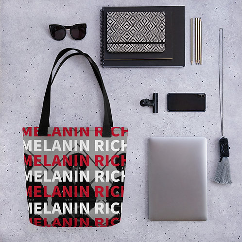 Melanin Rich #2 Tote bag