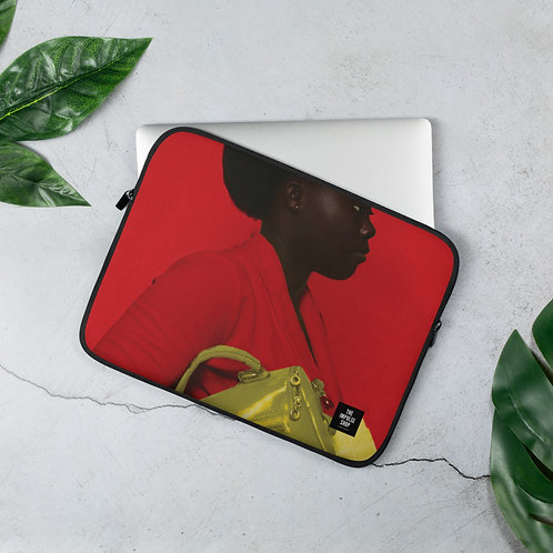 Melanin Queen Laptop Sleeve