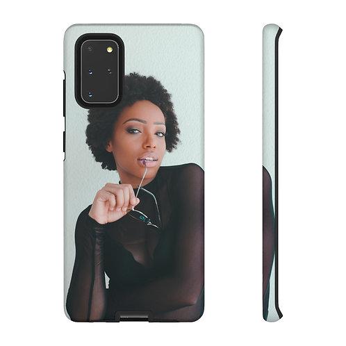 Afro Queen Phone Case