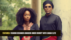 Fashion Designer Awakens Inner Divinity with SABAA Elite