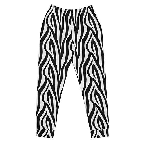 Zebra Print Joggers
