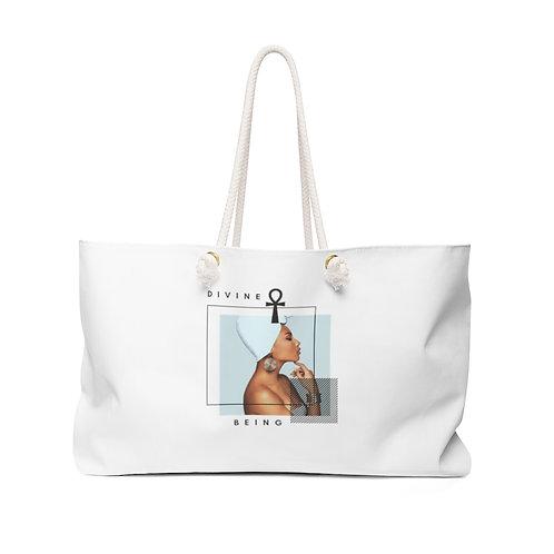 'Divine Being' Weekender Bag