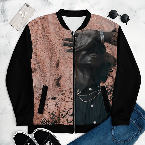 Black Sauce Bomber Jacket