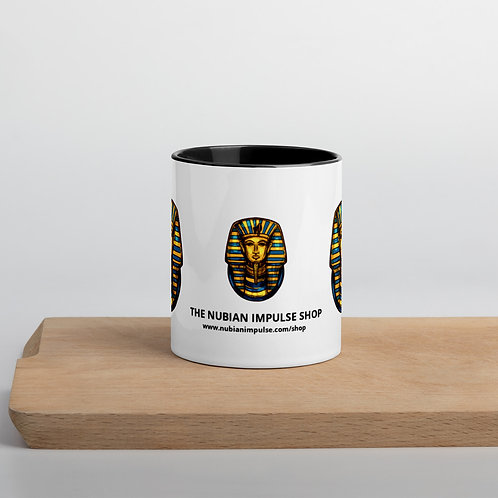 King Tut Mug w/ Color Inside
