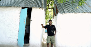 Filmmaker Sage Love Returns Home To Haiti