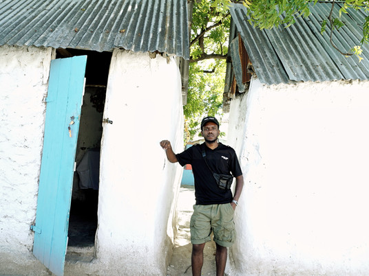 Filmmaker Sage Love Returns Home To Haiti