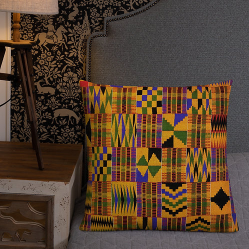 Kente Pillow