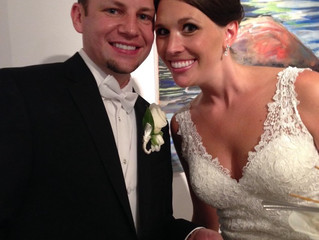 Real Ceremonies: Emily and Levi