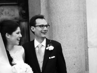 Real Ceremonies: Stefania and Ricardo