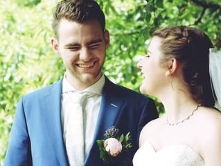 Real Ceremonies: Mirjam and Joost