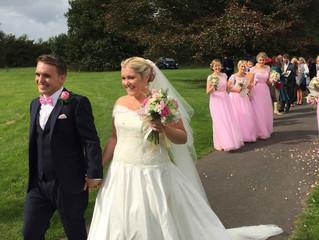 Real Ceremonies: Nina and Jamie