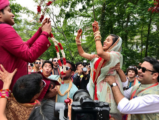 Real Ceremonies: Mansi and Sushil