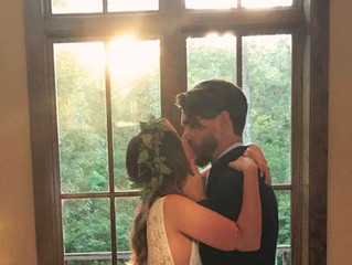 Real Ceremonies: Stefanie and Dave