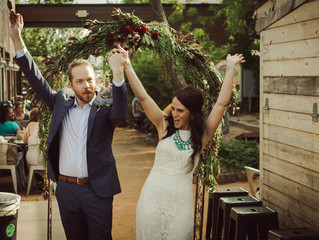 Real Ceremonies: Melody and Jayson
