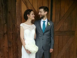 Real Ceremonies: Andrea and Brian