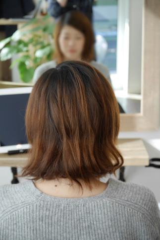 すぐにキンキンしてしまう髪色を解消に導く方法♪
