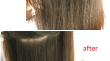 今まで無かったのに生えてくる髪の毛がクセやジリジリに・・・part2