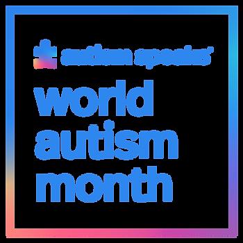 Autism Speaks: World Autism Month Logo