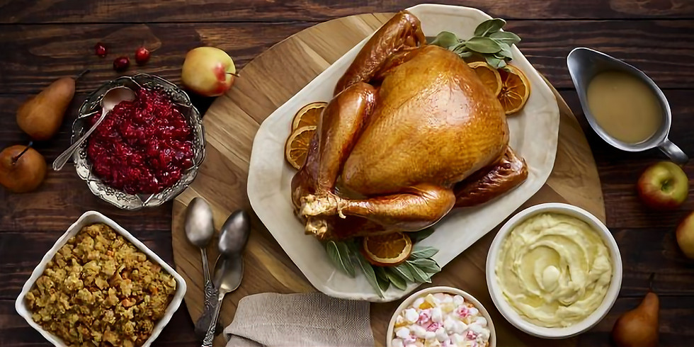 Christmas Holiday Meal Registration (WAITLIST ONLY)