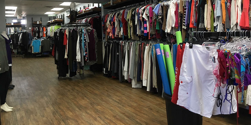 Back To School Shopping at Betty's Boutique