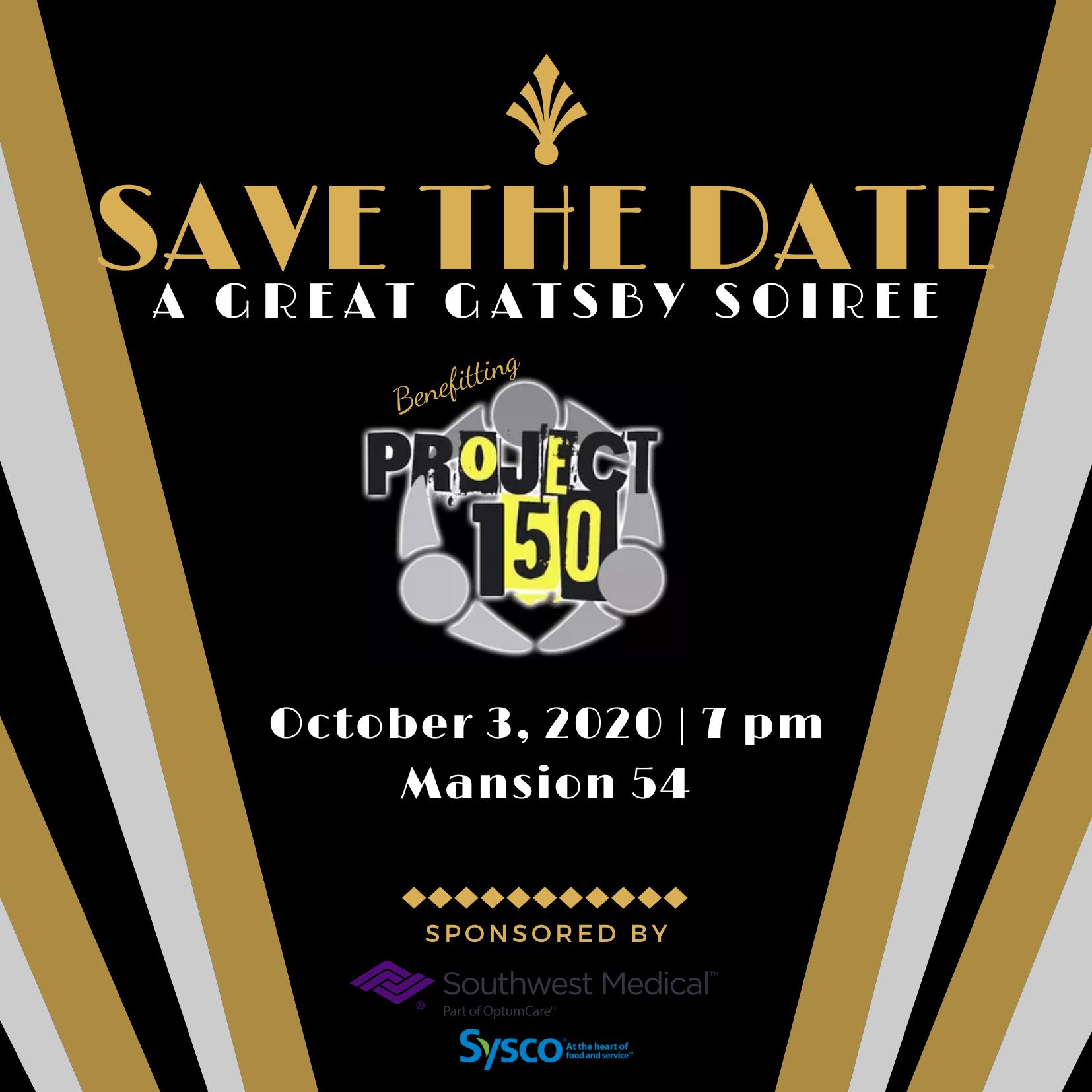 9th Annual Fall Fundraiser - A Gatsby Soiree